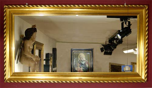 spiegel antik demharter krumbach. Black Bedroom Furniture Sets. Home Design Ideas